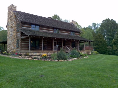 100 Acre Wood Vacation Home In Johnson County