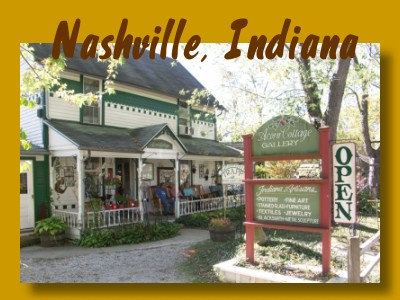 nashville indiana downtown lodging at acorn haven. Black Bedroom Furniture Sets. Home Design Ideas