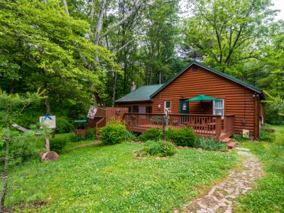 Captivating Brown County Log Cabins
