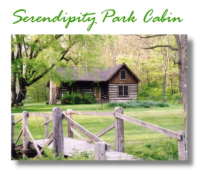 Serendipity Park Log Cabin In Brown County Indiana