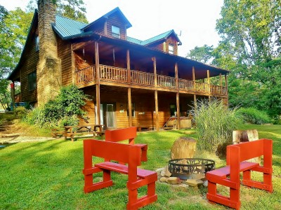 Brown County Log Cabins