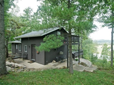 lake monroe fishing cabin