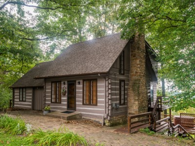 Overlook Cabin In Brown County Indiana