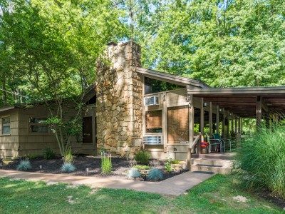 brown county indiana cabin