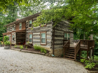Ordinaire Brown County Log Cabins