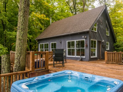 Whippoorwill Woods Vacation Cabin Rental Management Brown County Indiana